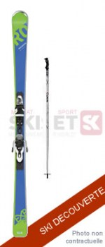 Skis DECOUVERTE EVOLUTION